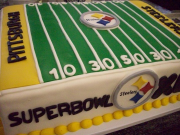 Steelers v Sweets